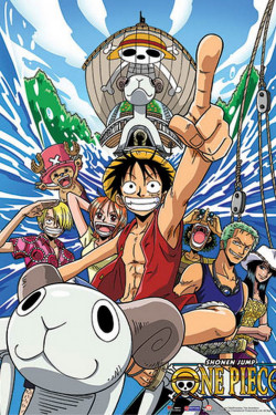 Đảo Hải Tặc One Piece