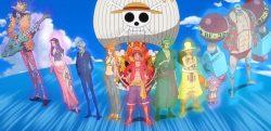 Đảo Hải Tặc One Piece - Vua Hải Tặc Mũ Rơm