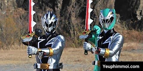 Kishiryu Sentai Ryusoulger Tập 3: Màn trình diễn ấn tượng của Ryusoul Green và Ryusoul Black