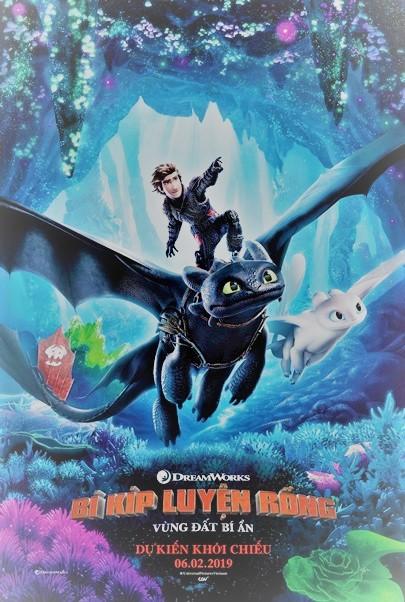 Bí Kíp Luyện Rồng 3: Vùng Đất Bí Ẩn