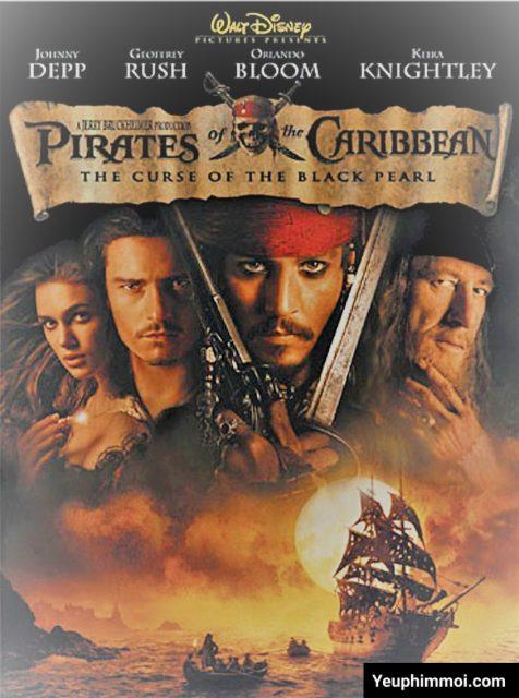 Cướp Biển Caribbean: Lời Nguyền Của Tàu Ngọc Trai Đen