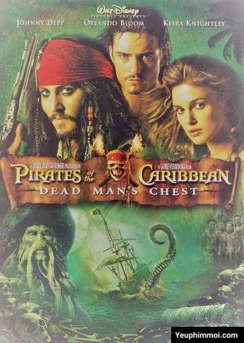 Cướp Biển Caribbean: Chiếc Rương Tử Thần