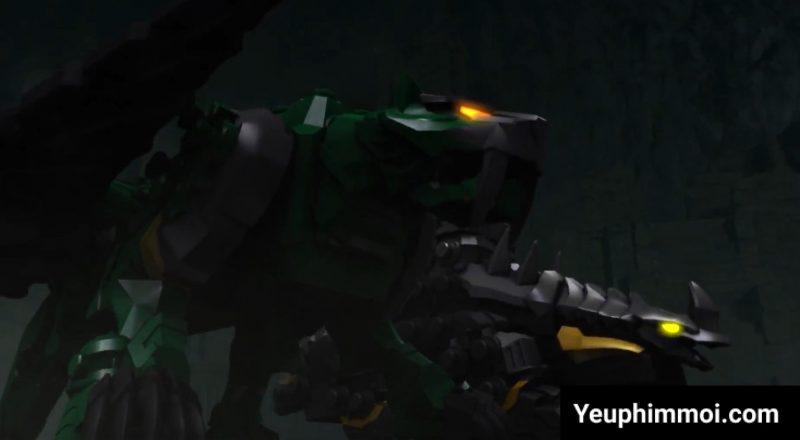 Kishiryu Sentai Ryusoulger Tập 4: Trận chiến kịch tính giữa Long và Hổ