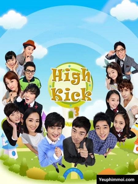 Gia Đình Là Số 1 Phần 3 HTV3 - High Kick 3: The Revenge of the Short Legged (2011)