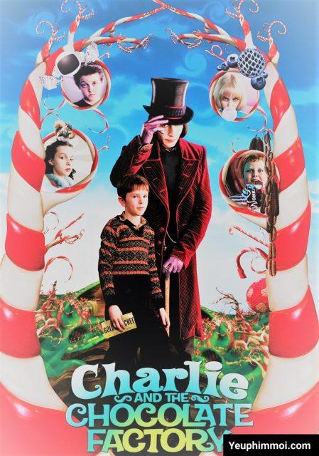 Charlie Và Nhà Máy Socola