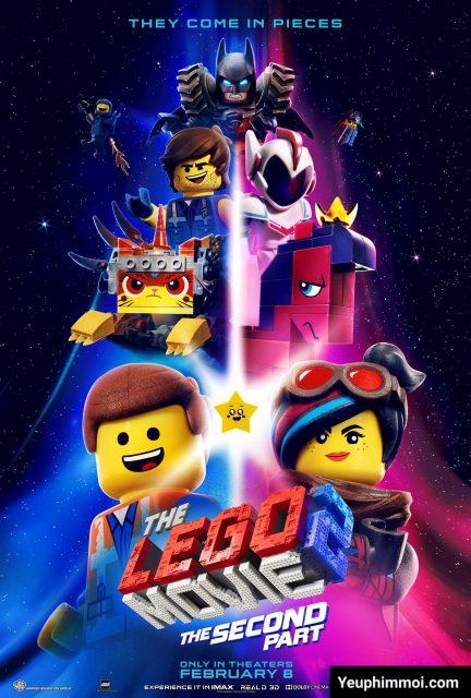 Câu Chuyện Lego Phần 2