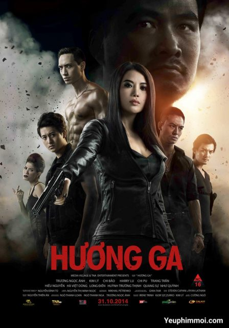 Hương Ga - Huong Ga (2014)