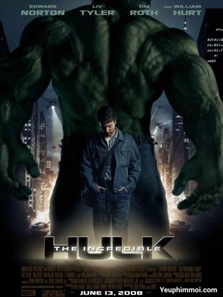 Người Khổng Lồ Xanh Hulk