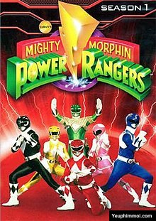 Power Ranger Mighty Morphin