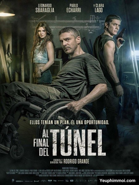 Đường Hầm Tội Ác - At the End of the Tunnel (2016)