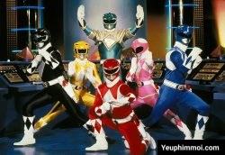 Power Ranger Mighty Morphin