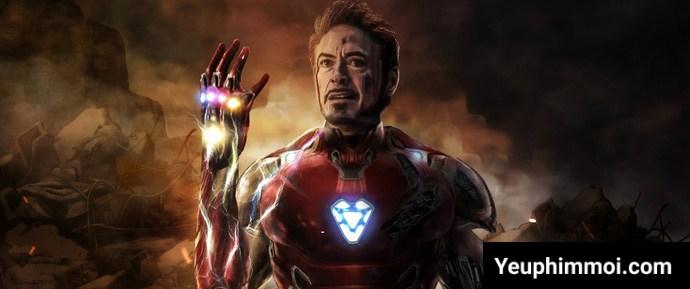 Avengers: Endgame – Nếu áp lực của những viên đá giảm đi, Iron Man có thể tạo ra Chiến giáp Vô Cực để đánh bại Thanos?