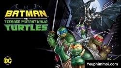 Liên Minh Người Dơi Và Ninja Rùa vietsub