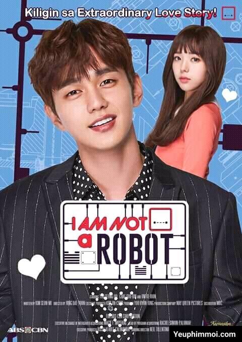 Tôi Không Phải Robot