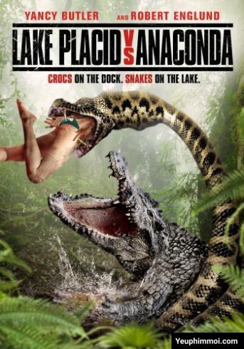Cá Sấu Và Trăn Khổng Lồ