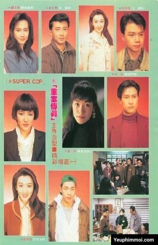 Vụ Án Truyền Kỳ SCTV9