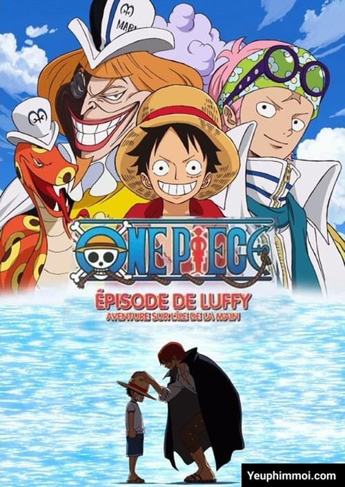 Đảo Hải Tặc: Tập Phim Về Luffy