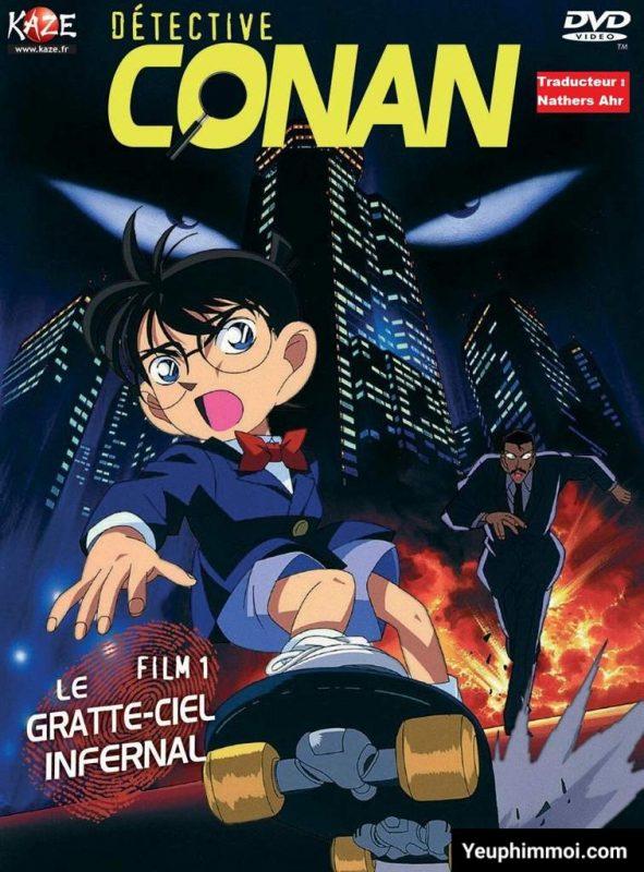 Thám Tử Conan: Quả Bom Chọc Trời
