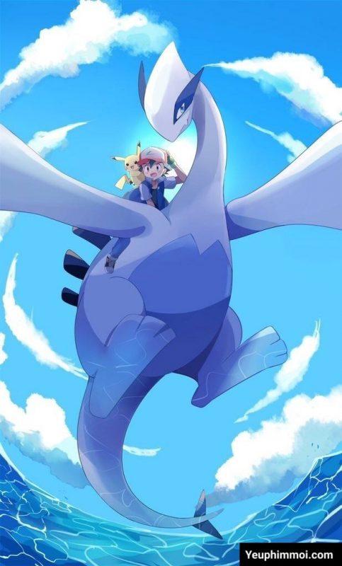 Pokemon: Sự Bùng Nổ Của Lugia Huyền Thoại