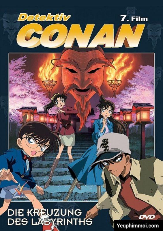 Thám Tử Conan: Mê Cung Trong Thành Phố Cổ