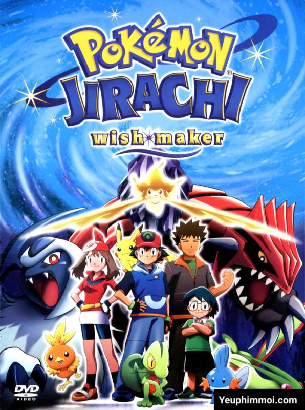 Pokemon: Bảy Đêm Cùng Ngôi Sao Nguyện Ước Jirachi