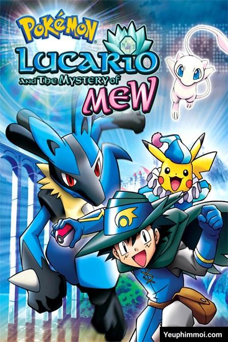 Pokemon: Mew Và Người Hùng Của Ngọn Sóng Lucario