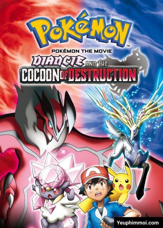 Pokemon: Sự Hủy Diệt Từ Chiếc Kén Và Diancie