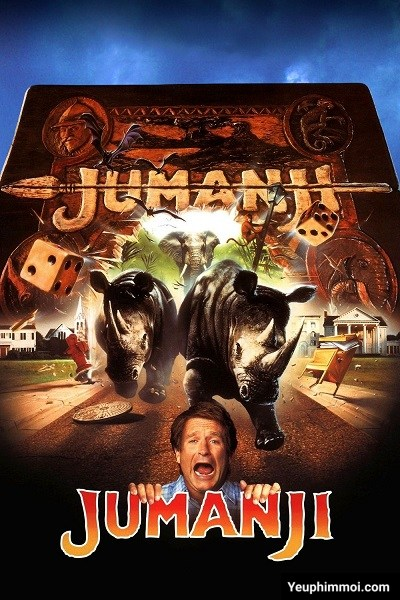 Jumanji 1 : Trò Chơi Bí Ẩn
