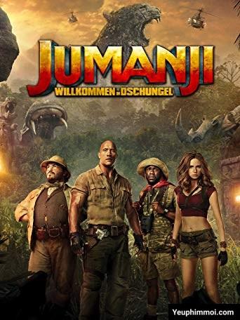 Jumanji 2: Trò Chơi Kỳ Ảo