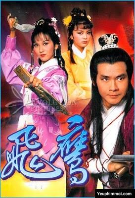 Phi Ưng Đại Hiệp TVB