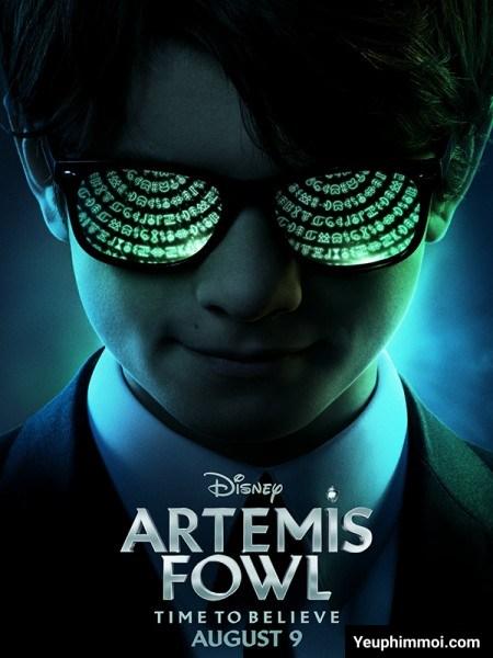 Cậu Bé Artemis Fowl