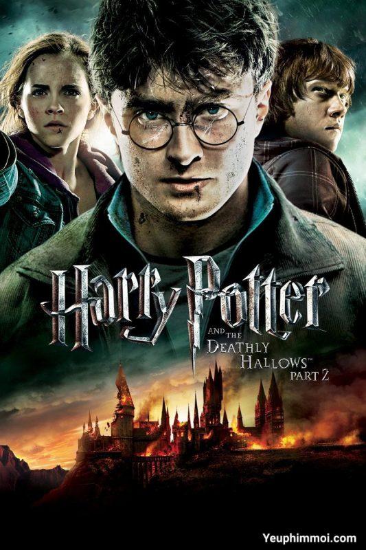 Harry Potter Và Bảo Bối Tử Thần – Phần 2