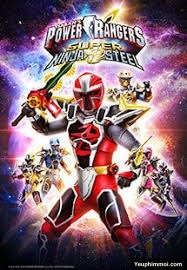Power Ranger Ninja Steel