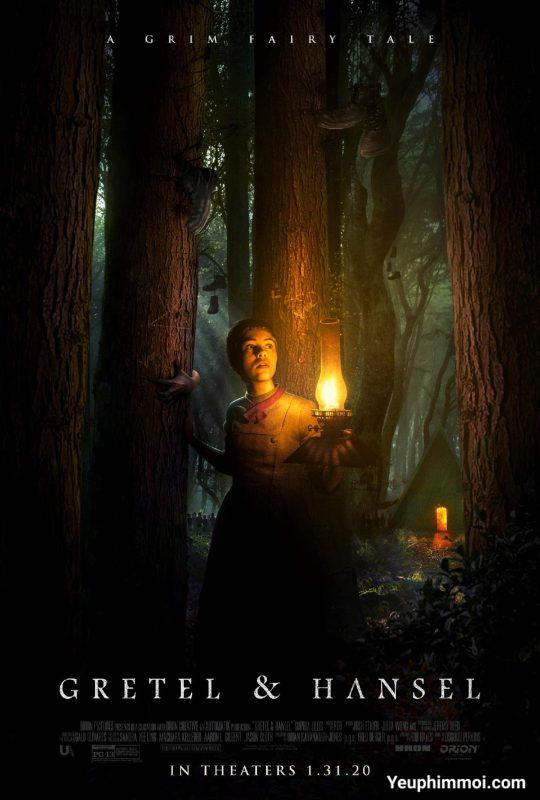 Gretel và Hansel: Truyện Cổ Kỳ Dị