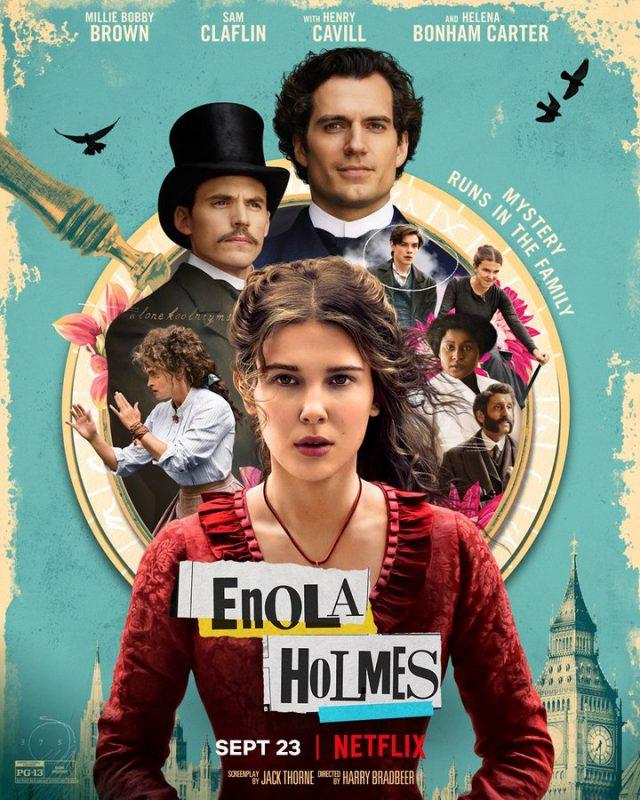 Nàng Enola Holmes